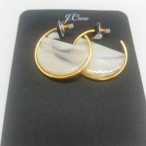 New! J.Crew earrings